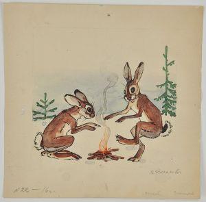 hares campfire